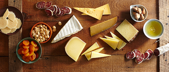 Get your cheese on at Brooklyn Brewery this week. Photo: Murray's Cheese