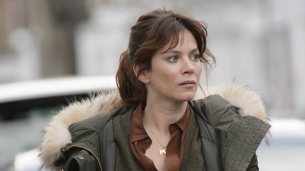 BUCCANEER MEDIA PRESENTS FOR ITV MARCELLA EPISODE 2 Pictured: ANNA FRIEL as Marcella. This image is the copyright of ITV and must only be used in relation the MARCELLAon ITV.