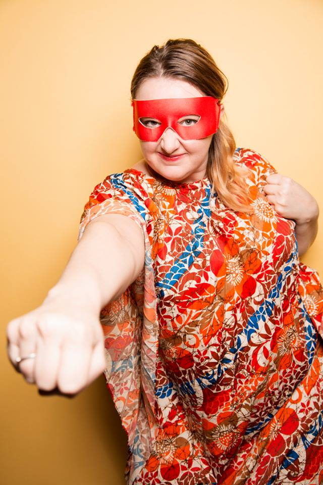 Trish Nelson is BanterGirl. Photo: Trish Nelson