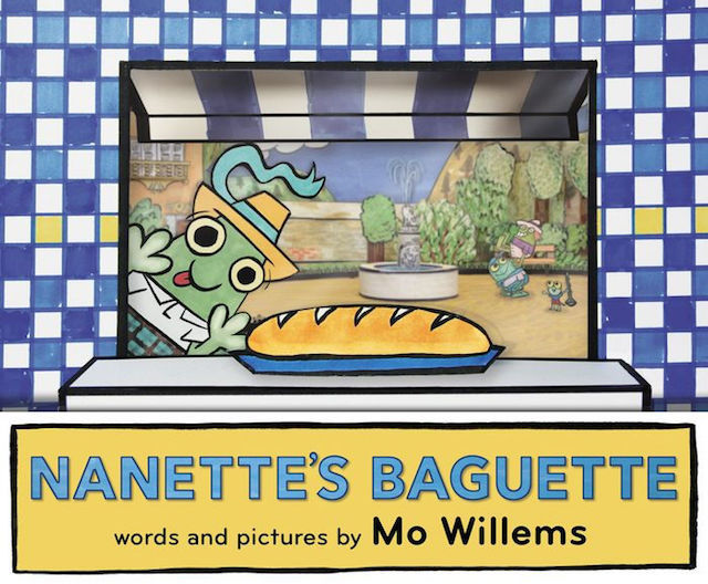 The Mo Willems exhibit at The New York Historical Society is over, but this new book release will satiate your kids' appetites.
