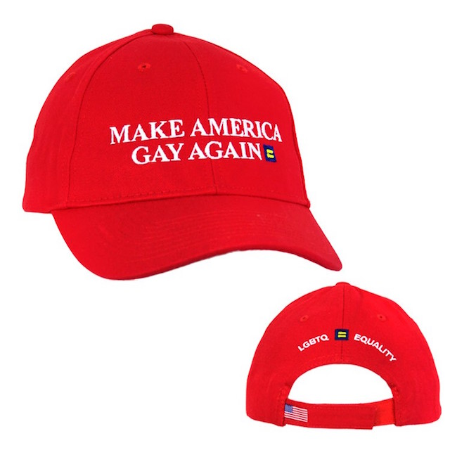 make america gay again