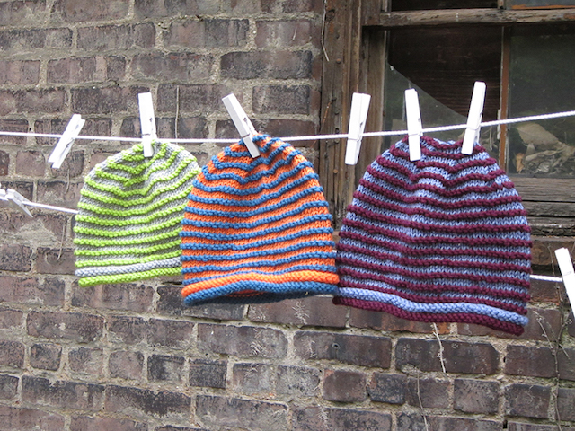 Finally, get some help on all those Wool & The Gang patterns collecting dust in your nursery. Photo: Woolyn