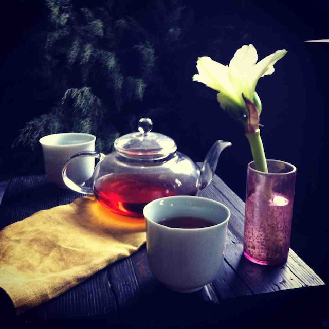 A comforting cuppa will help you relax. Photo: Bellocq