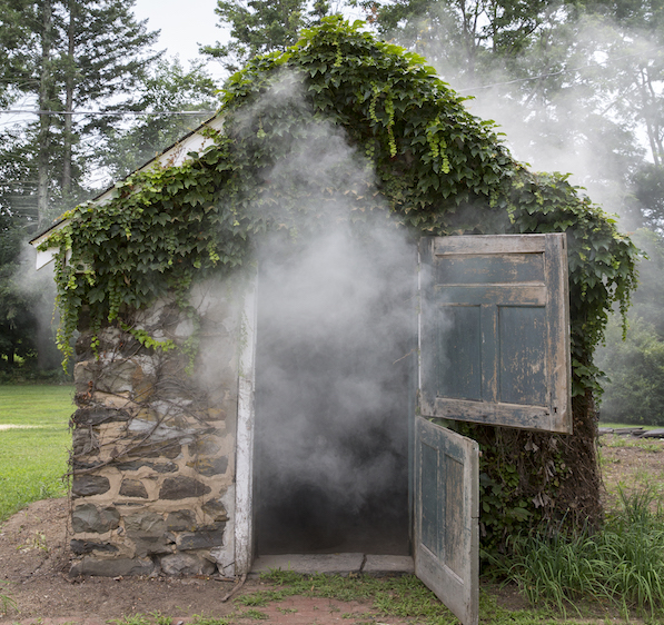 You'll get to taste what it's like to have a 200-year-old smokehouse on site.