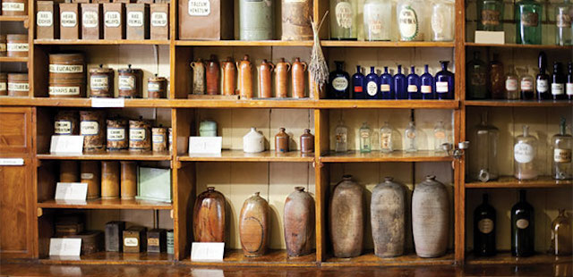 Learn to make your own medicine at home, the natural way. Photo: Remedies Herb Shop