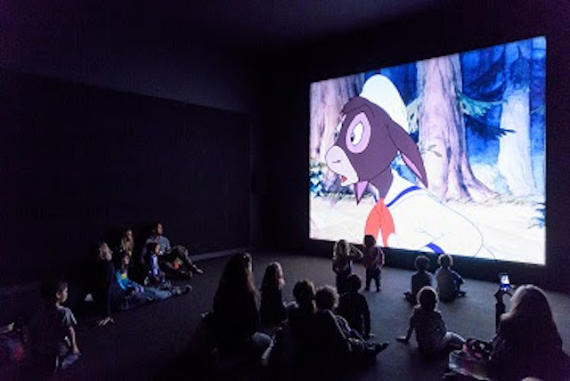 Make a movie (and some memories) at the Whitney's Family Day. Photo: Whitney Museum of Art