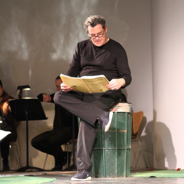Isaac Mizrahi is a National Treasure. Photo: Works & Process at the Guggenheim