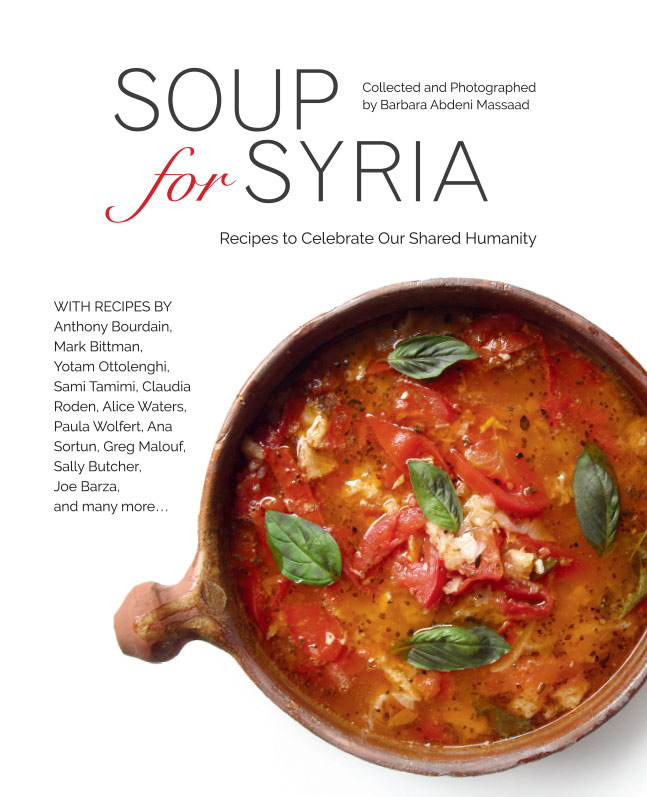 No, soup won't save Syrian, but it may humanize the conflict.