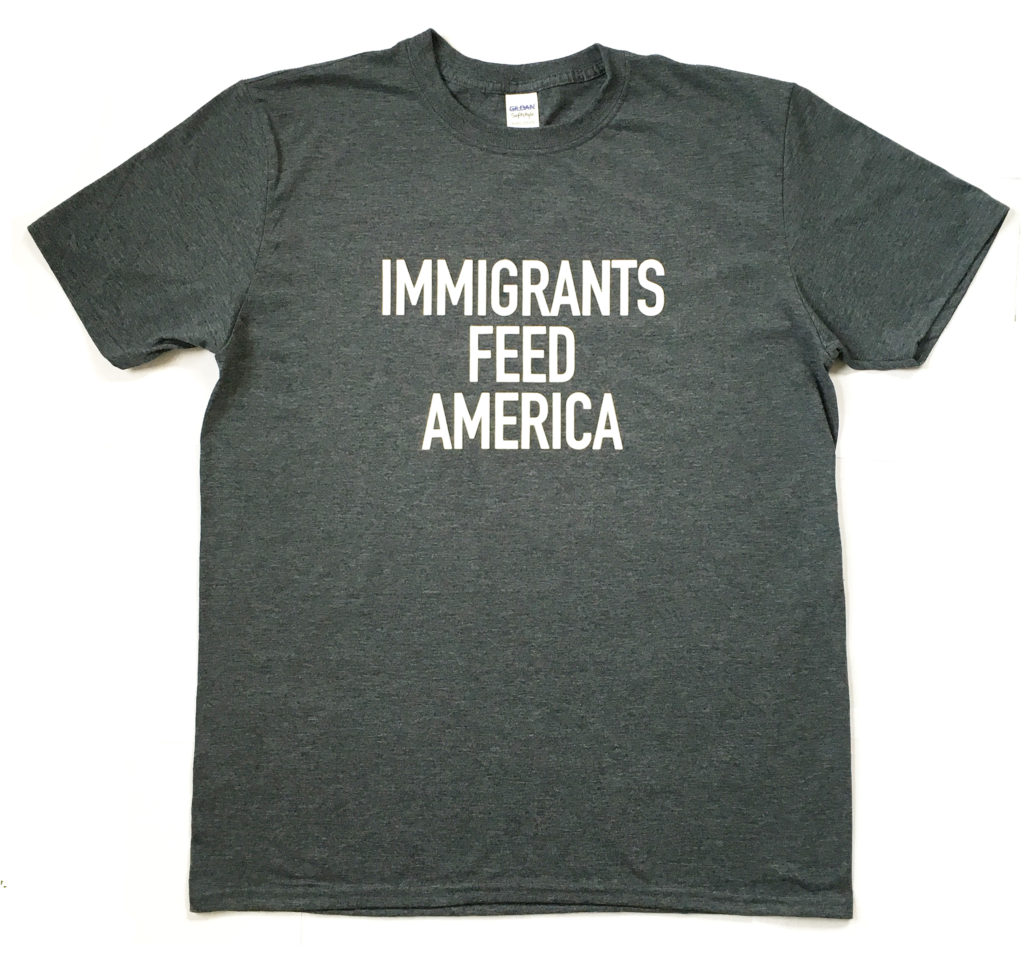 immigrantTeeshirtfront