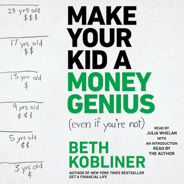 This book dispenses common sense money advice for parents to pass along to their kids. Photo: Simon & Schuster