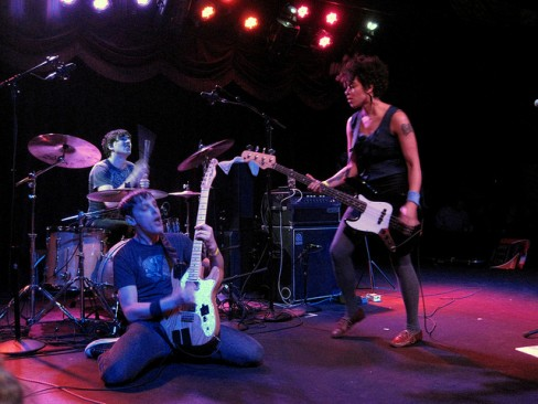 The Thermals will be at The Bell House on Friday.