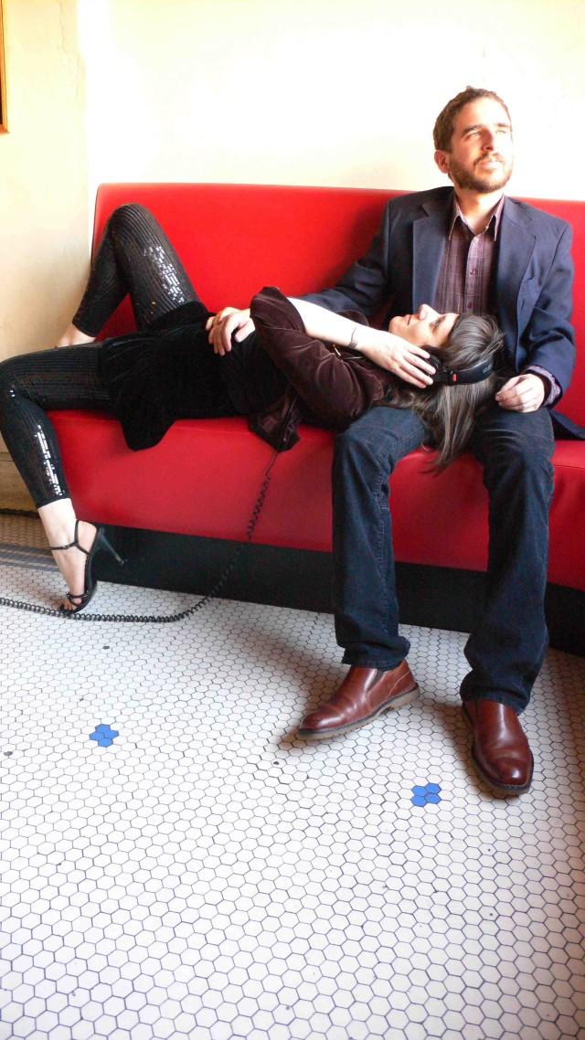 Greta Gertler and Adam D. Gold ( Vincent Douglas)
