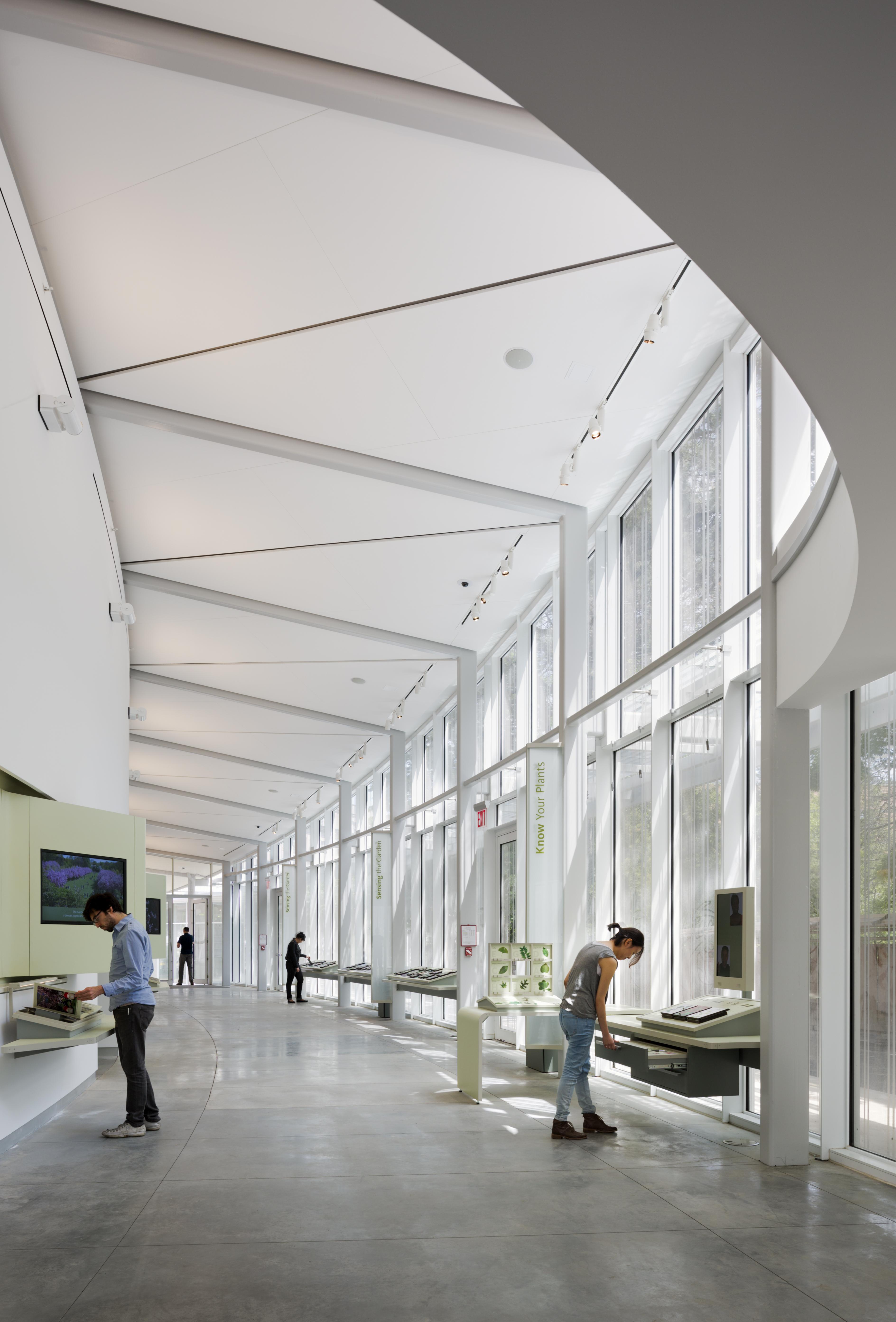 BBG Visitor Center