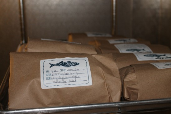 CSFs like Village Fishmonger  can offer fresher catches of local, sustainable seafood than the average grocery store. Photo: Village Fishmonger
