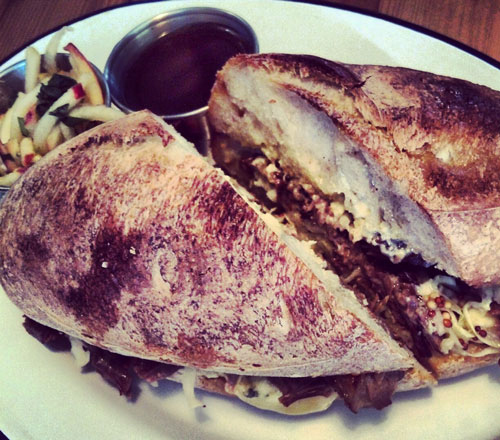 The Myrtle is a menu favorite at BKSS. Photo: Toure Folkes