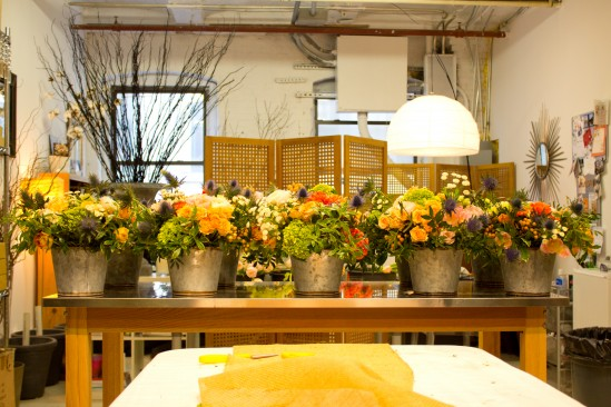 Blossoms and Branch teaches a lush, natural style using bodega flowers. Photo: Nadia Chaudhury