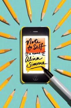 """Book cover for """"Note to Self"""" by Alina Simone (Fabe & Faber)"""