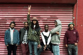 Brooklyn hip-hop collective Phony Ppl brings 'Brooklyn Soul' to Prospect Park this Thursday. Photo: phonyppl.com