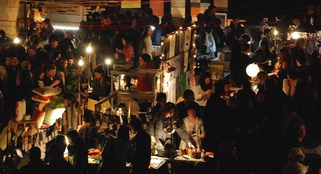 Brooklyn Night Bazaar is opening its first permanent indoor space in Greenpoint on Nov. 1. Photo: Brooklyn Night Bazaar/Joshua Garcia