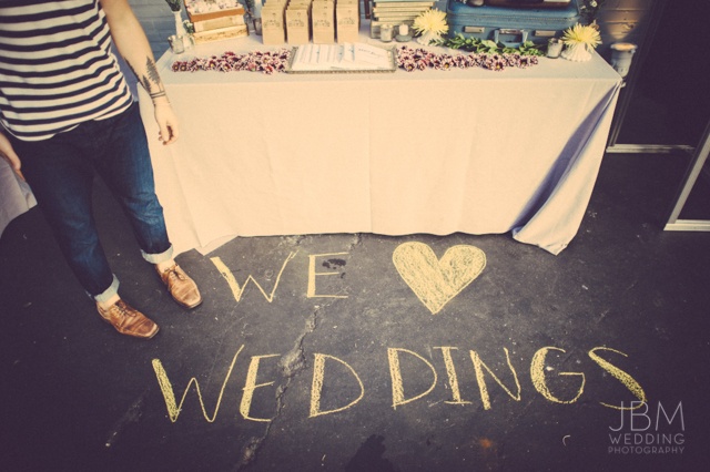 A message from Jove Meyer Events, shared by everyone at Wedding Crashers. Credit: JBM Wedding Photography