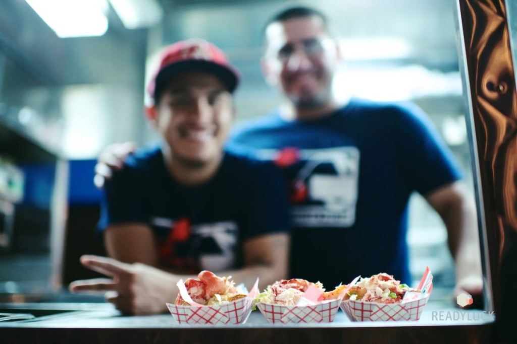 Red Hook Lobster Truck was off the hook as always. Credit: Readyluck