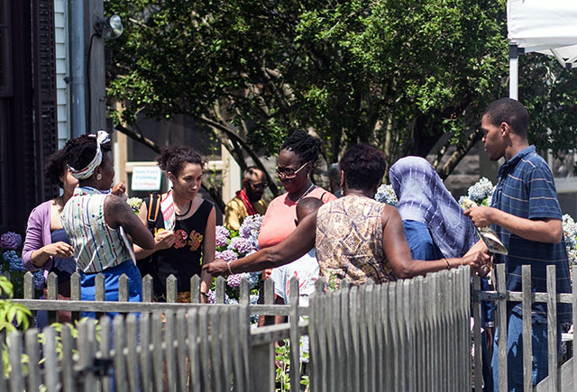 Visitors to any one of Weeksville's remaining Hunterfly Road Houses have a chance learn the history of one of New York's first free black communities first-hand. Photo: WHC