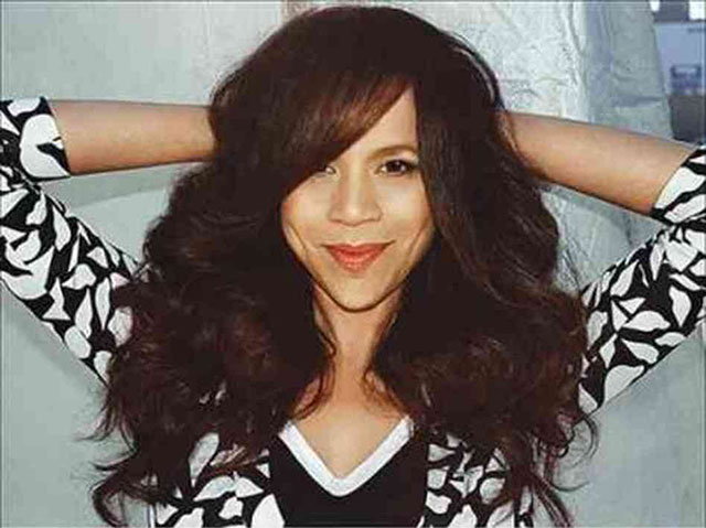 Hear Rosie Perez discuss her Handbook for an Unpredictable Life with Hilton Als of the New Yorker tonight at St. Joseph's College. Photo: Crown Archetype