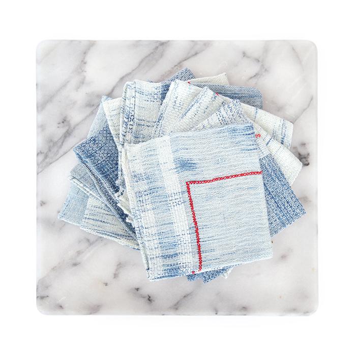 Handwoven everyday cloth ($78)