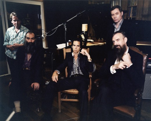 Nick Cave and the Bad Seeds Photo: Cat Stevens