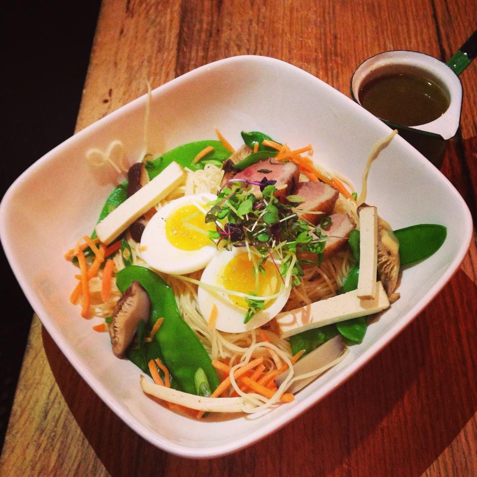 Duck noodle soup at 2 Duck Goose (Photo: 2 Duck Goose / Facebook)