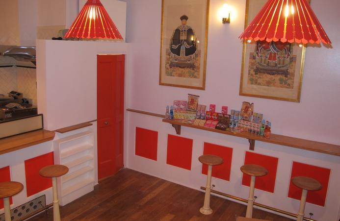 The brand new East Wind Snack Shop (Photo: East Wind)