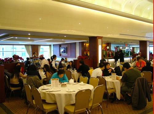 Dim sum is a popular affair at Pacificana (Photo: Pacificana)