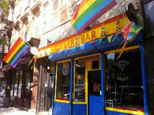 Ginger's Bar in Park Slope is one of a dying breed. Photo: Ginger's Bar