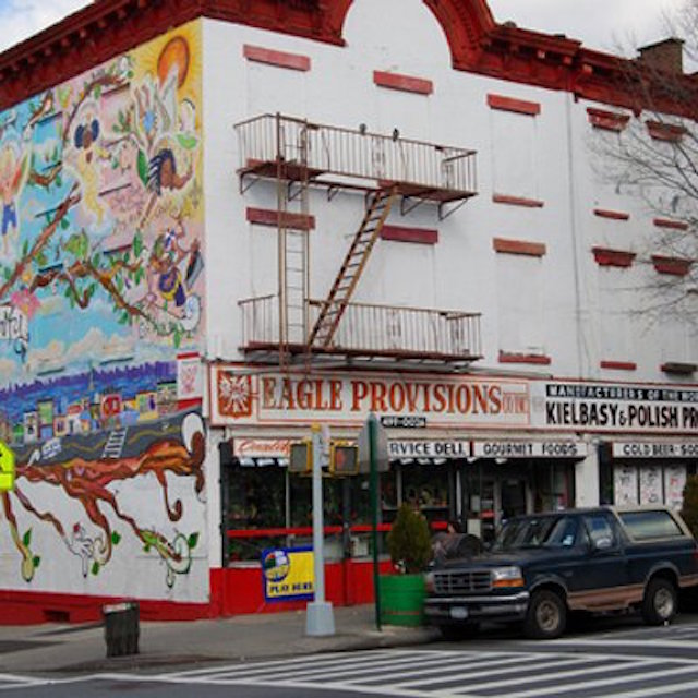 Eagle Provisions, a popular Polish deli and grocery in South Slope, was bought out after nearly 40 years in operation. Photo: Eagle Provisions