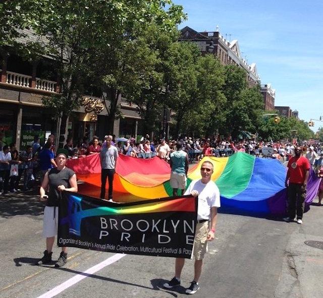 Celebrate gay pride with Brooklyn's own weeklong festival. Photo: brooklynpride.org