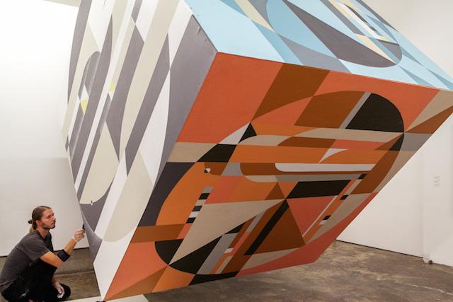 Get well-versed in the exciting Bushwick art scene at Bushwick Open Studios this weekend. Photo: Sugarlift Gallery