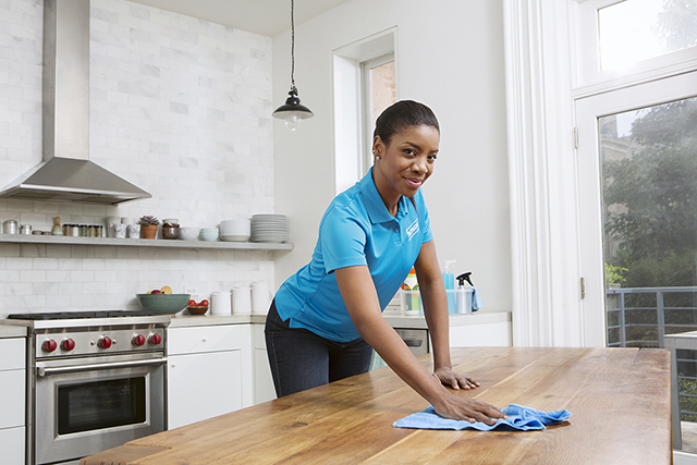 Detailed house cleaning: Our house cleaners will perform a full deep cleanup of every room and surface in your house. Our comprehensive home cleaning packages include vacuuming of carpets and upholstery, mopping hard floors, cleaning windows on the inside, cleaning and sanitizing the bathrooms, dusting off all surfaces and more.