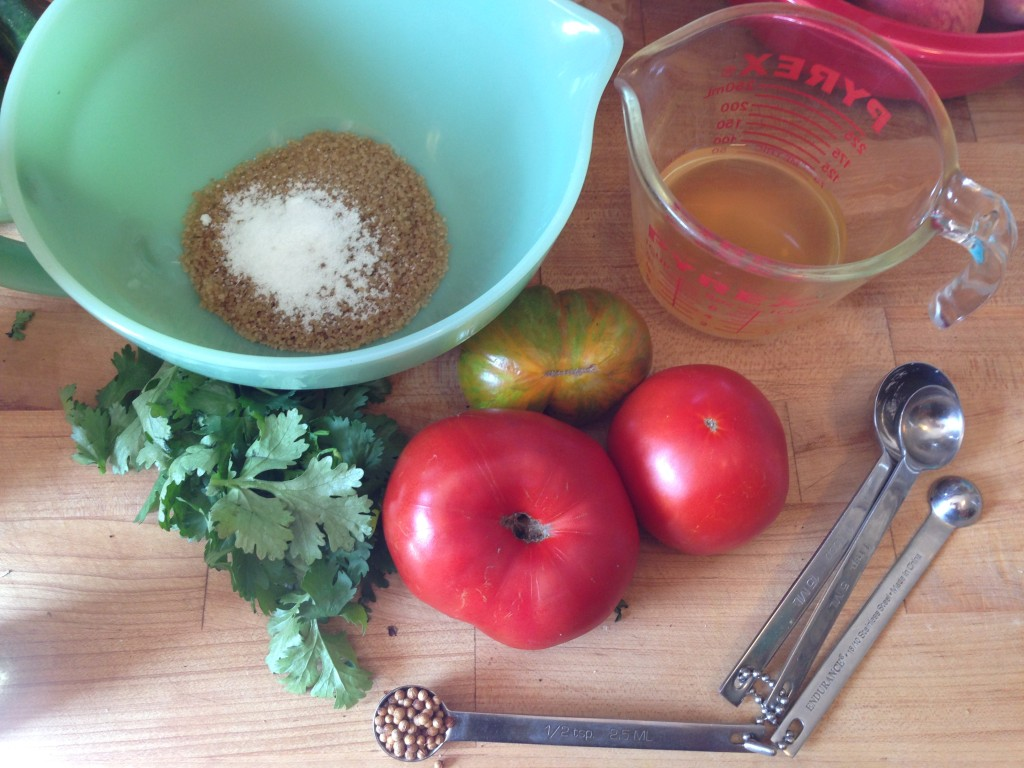 From farmer's market to cocktail in a few easy steps. Photo: Annaliese Griffin