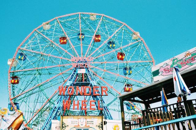 Demo's Wonder Wheel has been a Coney Island staple since it opened in 1920. Photo: © 2015 Regina Mogilevskaya