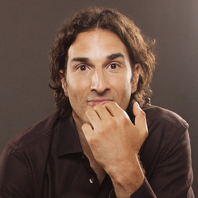 Gary Gulman is one of the awesome guests at the one-year anniversary show of Not Quite Midnight at Littlefield on Wednesday. Photo: Gary Gulman