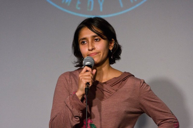 Aparna Nancherla is one of many talented comedians slated to perform at The Bell House's Stand Up for Charleston show and fundraiser. Photo: Aparna Nancherla