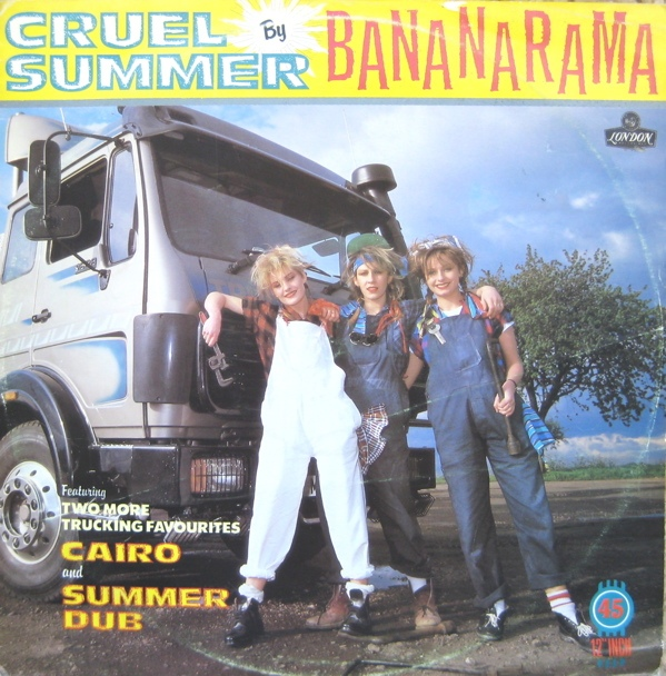 Awesome 80s cover band The Engagements will be belting out the best 80s hits at The Skint's Cruel Summer dance party Friday night.