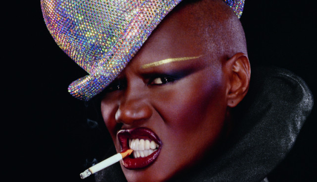 Grace Jones is gracing Brooklyn with her presence at the Fancy Dress Ball on Friday to kick off this weekend's Afropunk Fest. Photo: Grace Jones
