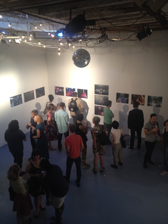 Head to Cloud City for free booze and a photography show as part of the Pre-Brooklyn Comedy Festival Party on Thursday night. Photo: Cloud City
