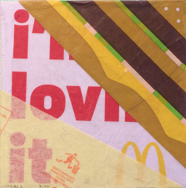 """""""Lovin It 2"""" by Wizard Skull can be yours for $100. Photo: Cotton Candy Machine"""