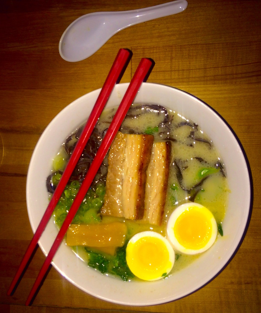 There's more to Japanese cuisine than sushi and ramen. Photo: Elaheh Nozari