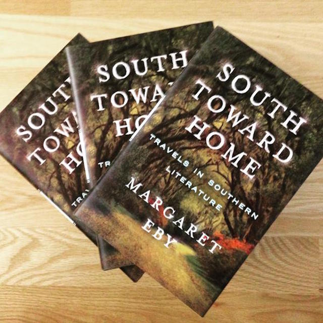 Brooklyn's own Margaret Eby will be reading from her new book, South Toward Home, at Franklin Park's Reading Series fall kickoff on Monday. Photo: Margaret Eby