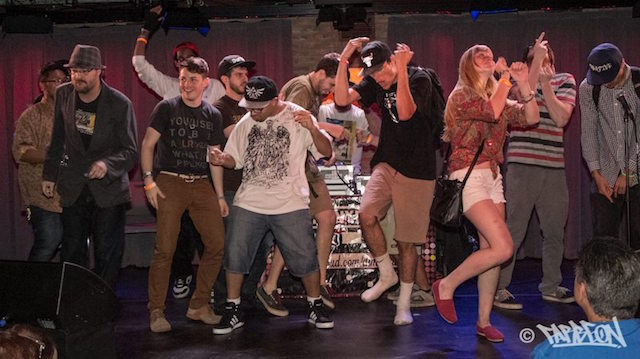 Spend Friday night watching some of the world's best beatboxers battle it out at the 2015 American Beatbox Championship. Photo: Fabian Farbeon Saucedo