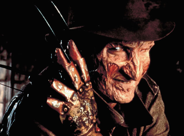 One, two, Freddy's coming for you. . . at Standard Toykraft's Wes Craven Festival this week. Photo: New Line Cinema