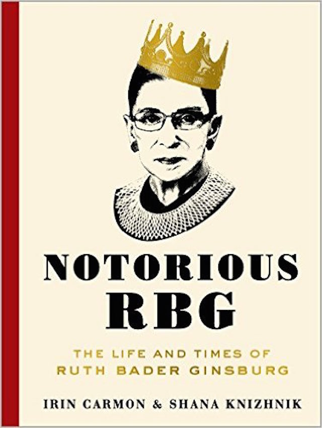 Celebrate one of the coolest ladies around at the Fishs Eddy's party to celebrate the release of the Notorious RBG book-- there will be a costume contest!